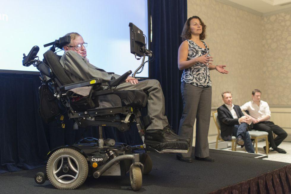 Así Se Nueva Es Silla Con Stephen Hawking La Que Comunica bfyvY76g