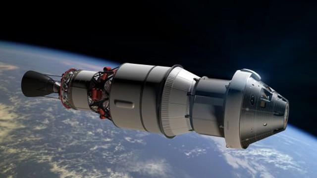 Nave Orion La Nasa Lanza Al Espacio El Prototipo De Su Nueva Nave