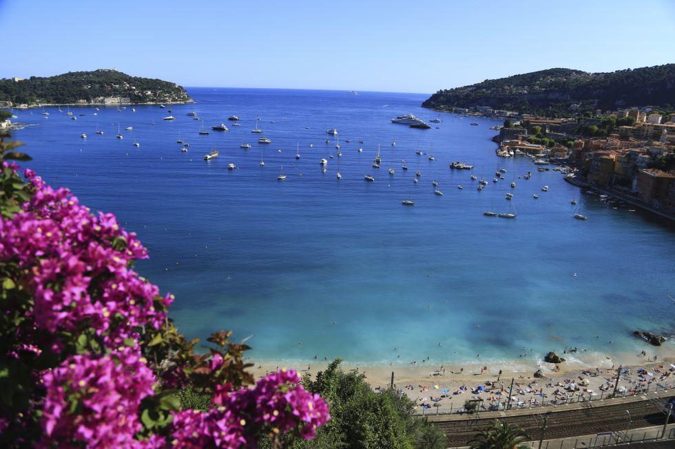 playas de St Tropez