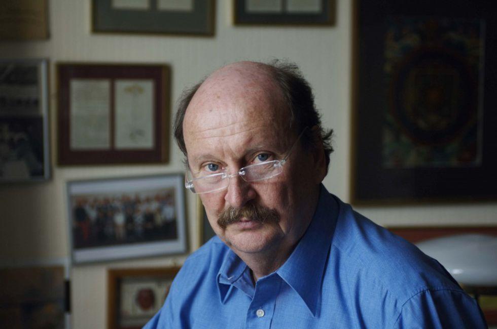 El investigador de las pseudociencias Edzard Ernst