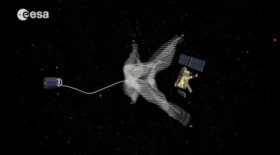 Resultado de imagen para aspiradora espacial
