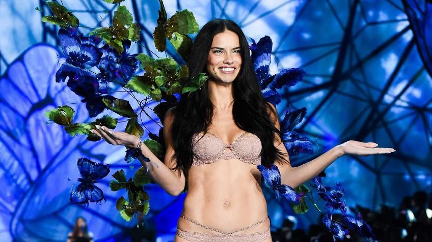 Adriana Lima cuenta la cara oculta de la vida de las modelos ... 45b9892ad0fe