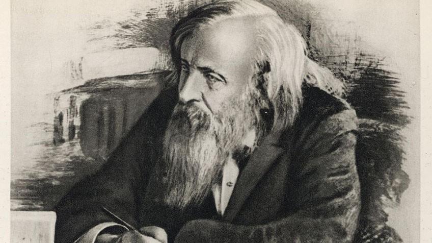 dmitri mendelyev y la tabla peridica ciencia el pas - Quien Elaboro La Tabla Periodica De Los Elementos Quimicos