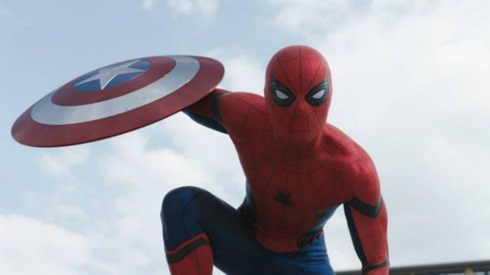 Vdeo Triler Spiderman se une a Los vengadores en Capitn