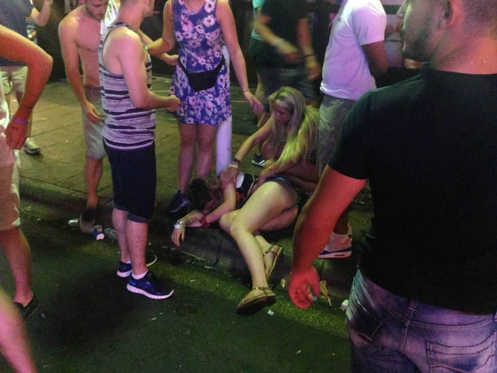 Fiesta Porno Con Las Fiesteras Del Barrio