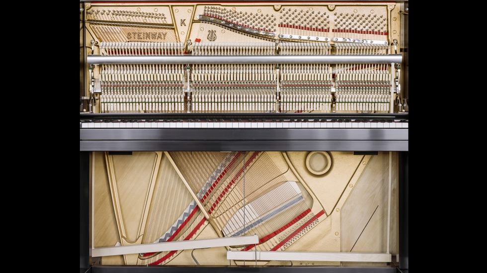 Anatomía de un piano | EL PAÍS Semanal