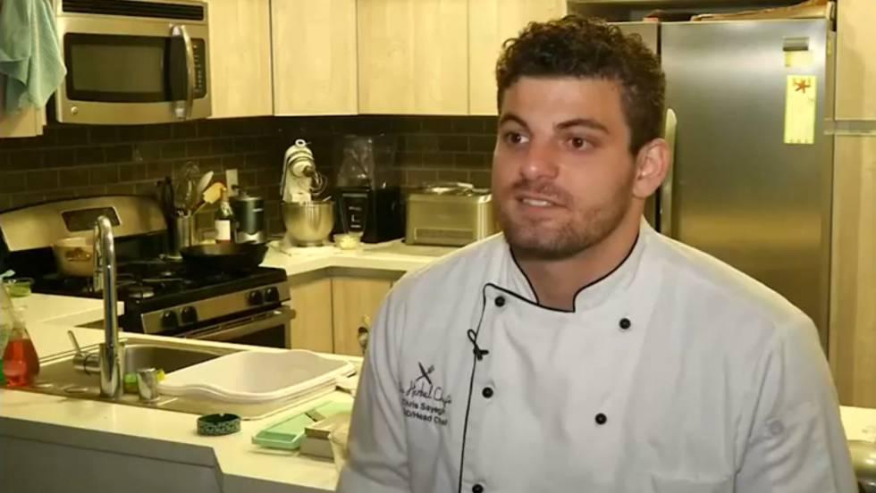 Vídeo: Este chef de California cocina con cannabis en su restaurante ...