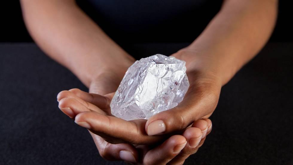 Vdeo Sobethys Un Diamante De 70 Millones Dlares A Subasta