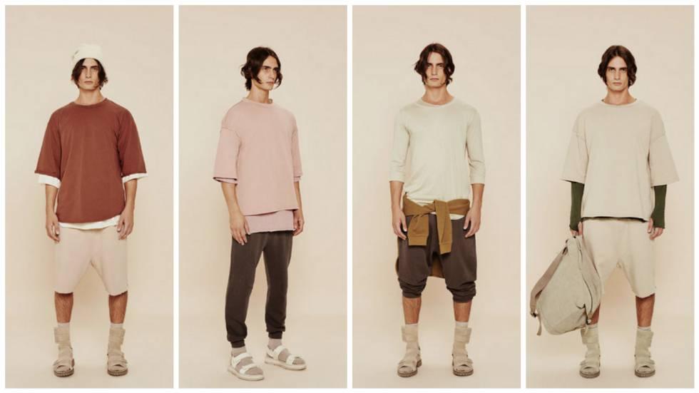 9c4d272266f1e Zara  copia  la línea de ropa diseñada por Kanye West
