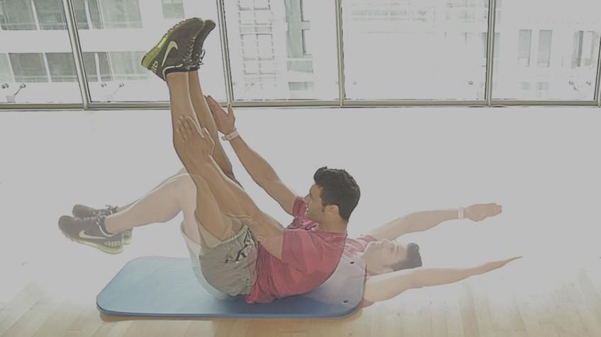 Vídeo | El reto de los 4 minutos: 10 ejercicios para quitarte la ...
