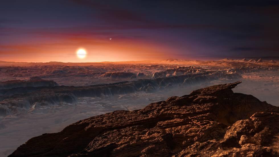 Resultado de imagen para superficie de planeta habitable
