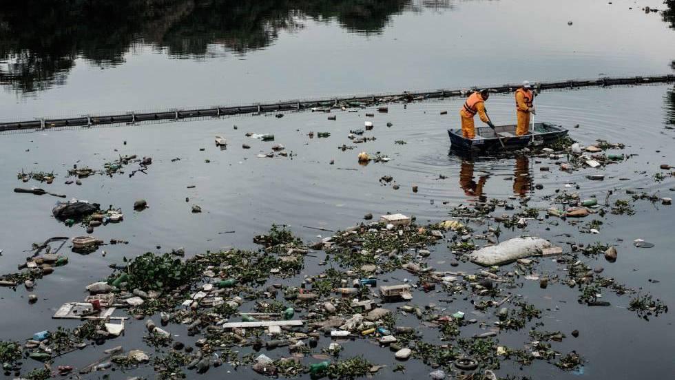 La contaminación aumenta en la mayoría de los ríos de América Latina ...