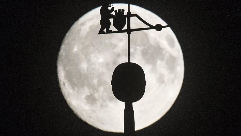 Eclipse lunar 2016: La Luna se oscurecerá por un eclipse penumbral ...