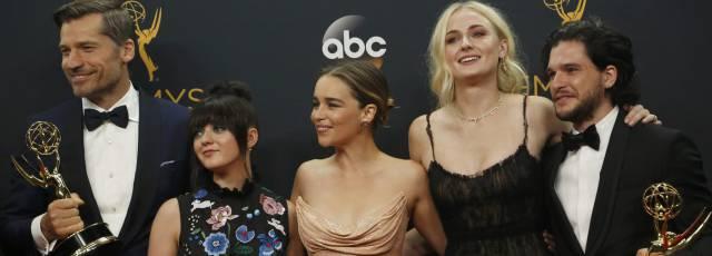 'Juego de tronos' se corona como la serie de la década en los Emmy