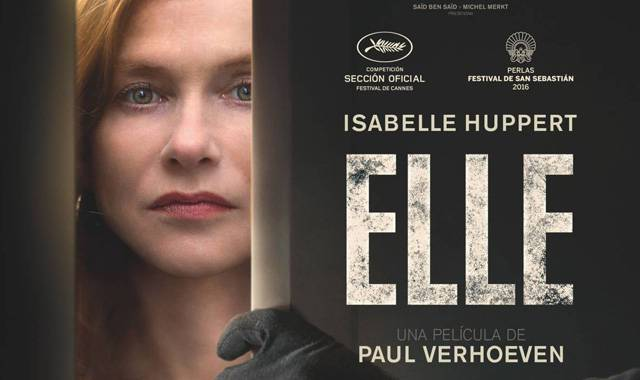 Te invitamos al preestreno de 'Elle'