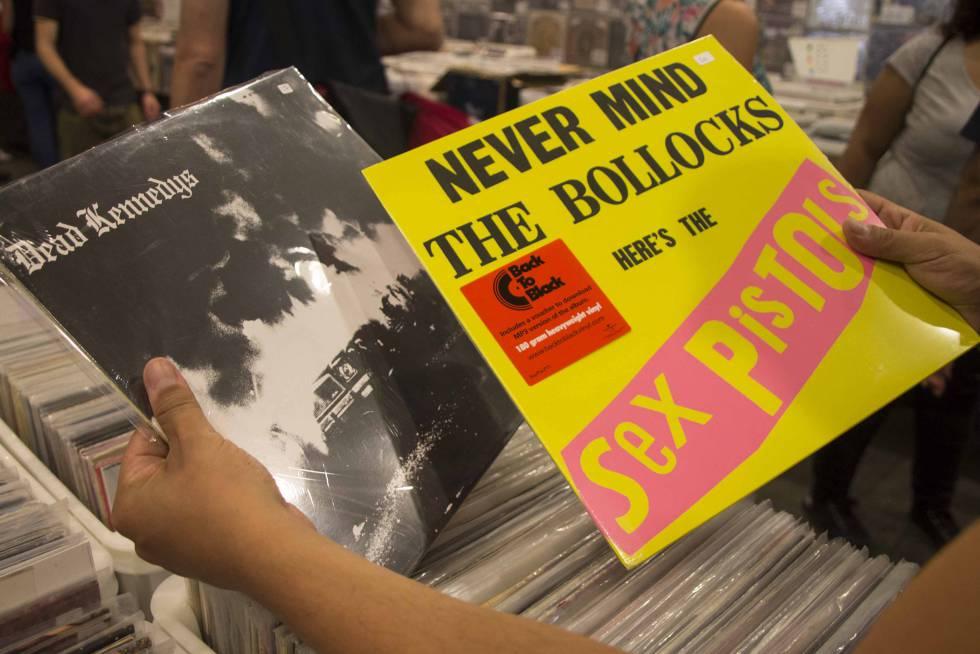 Resultado de imagen para feria internacional del disco barcelona