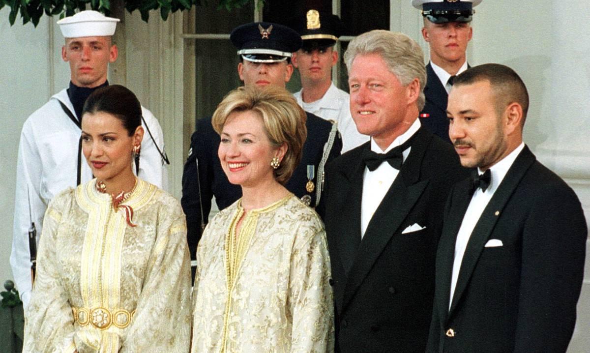 Hillary Clinton y Mohamed VI: historia de unas relaciones excelentes