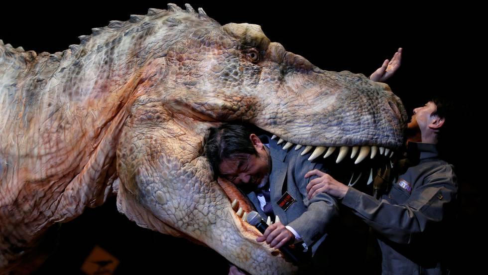 Resultado de imagen de Películas donde humanos y dinosaurios se encuentran