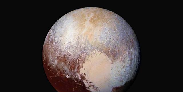 Plutón, el planeta pródigo