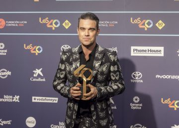 LOS40 Music Awards: la noche triunfal...