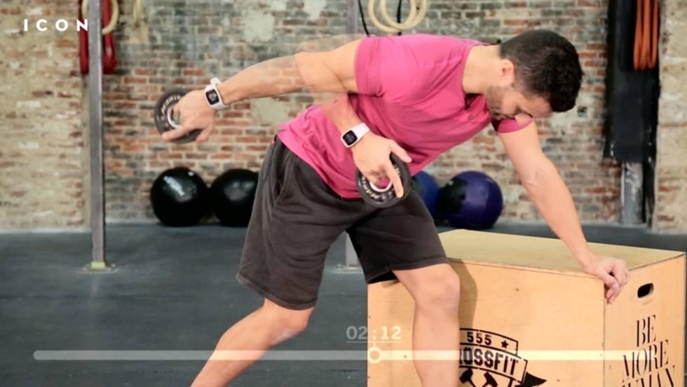 adelgazar brazos en 8 minutos antes
