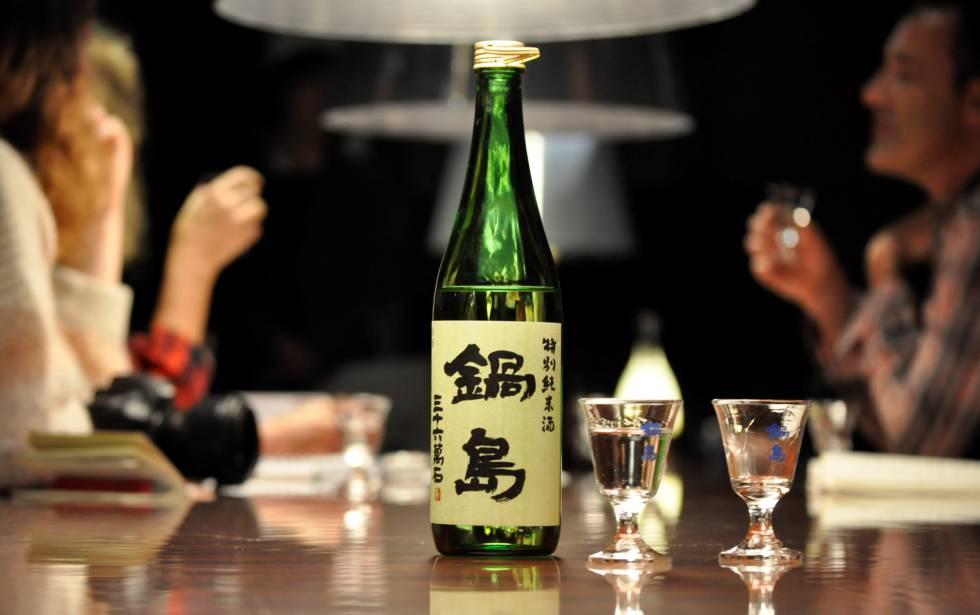 La peculiar ciencia del sake