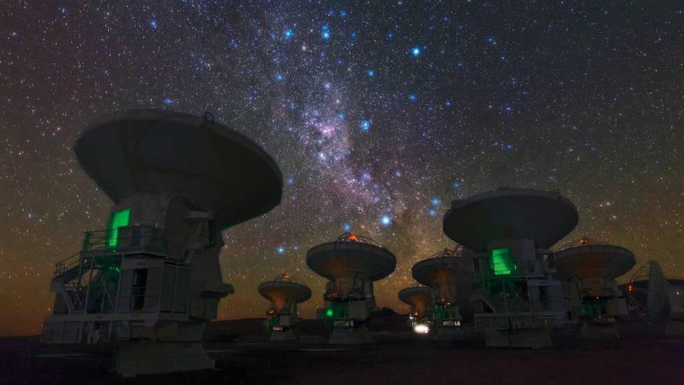 Resultado de imagen de Sabemos que existen miles de millones de estrellas, de mundos, de galaxias y… ¿De Universos?