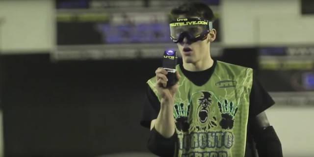 'Tazer ball', el deporte perfecto para idiotas sin miedo a morir electrocutados