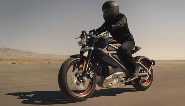Harley-Davidson tendrá una moto eléctrica en 2019