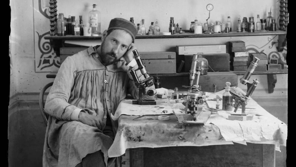 Resultado de imagen de Cajal