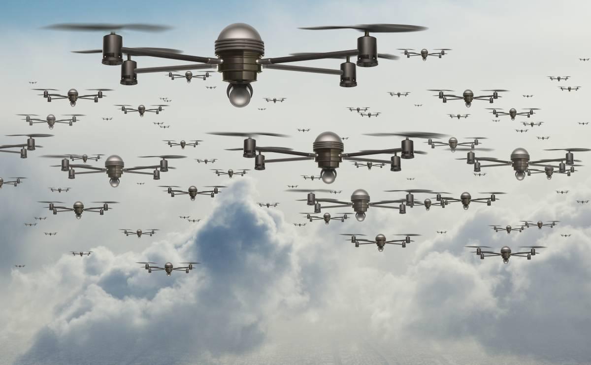 Los drones son el futuro de las empresas. Pero, ¿qué pueden hacer con ellos ahora?
