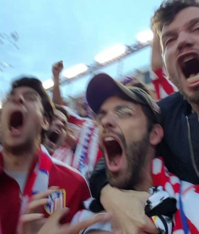 Último gol de Champions en el Calderón