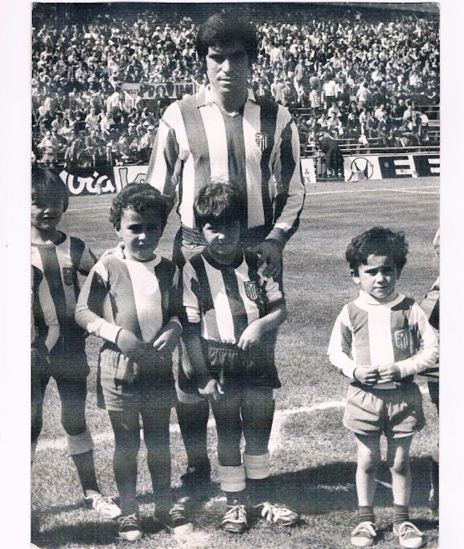 Con mi hermano Agustín y Melo