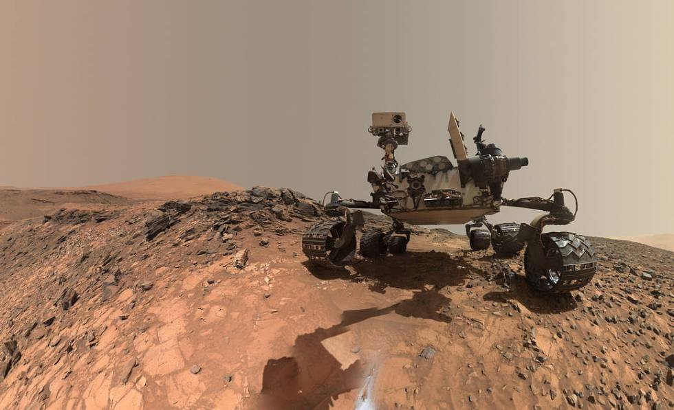 Aún No Es Tarde Para Buscar Vida En Marte Ciencia El País