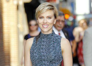 Las críticas llevan a Scarlett Johansson a renunciar al papel de un personaje transexual
