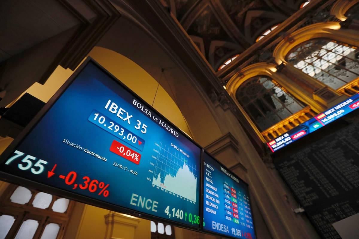 Sigue aquí en directo la evolución del Ibex y del resto de los mercados