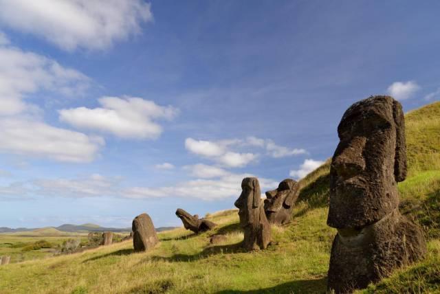 El origen de los misteriosos humanos de la isla de Pascua