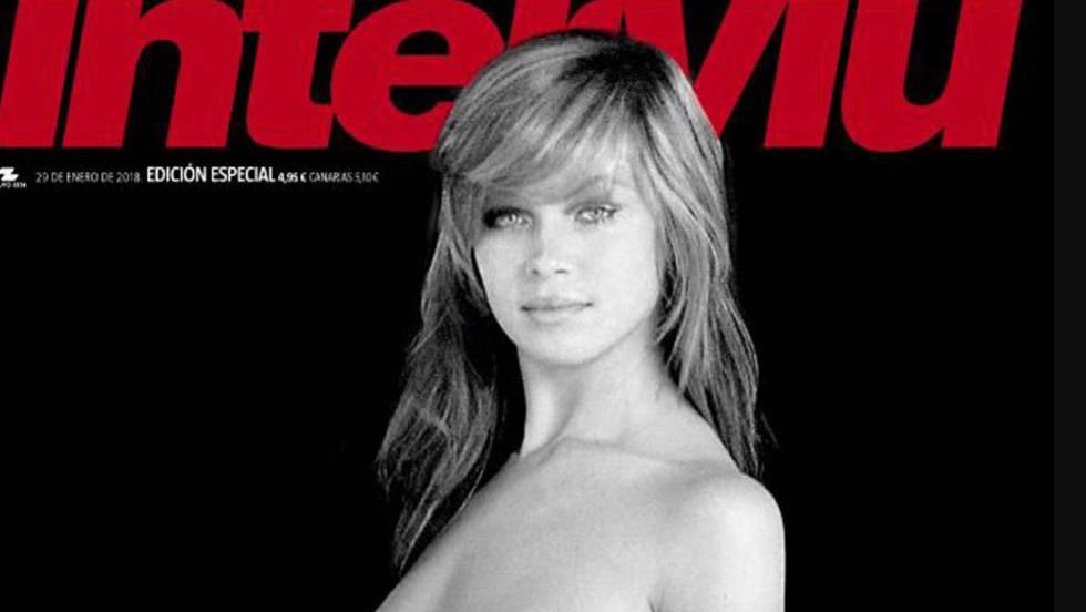 Interviú Se Despide Con El Histórico Desnudo De Marisol En Portada