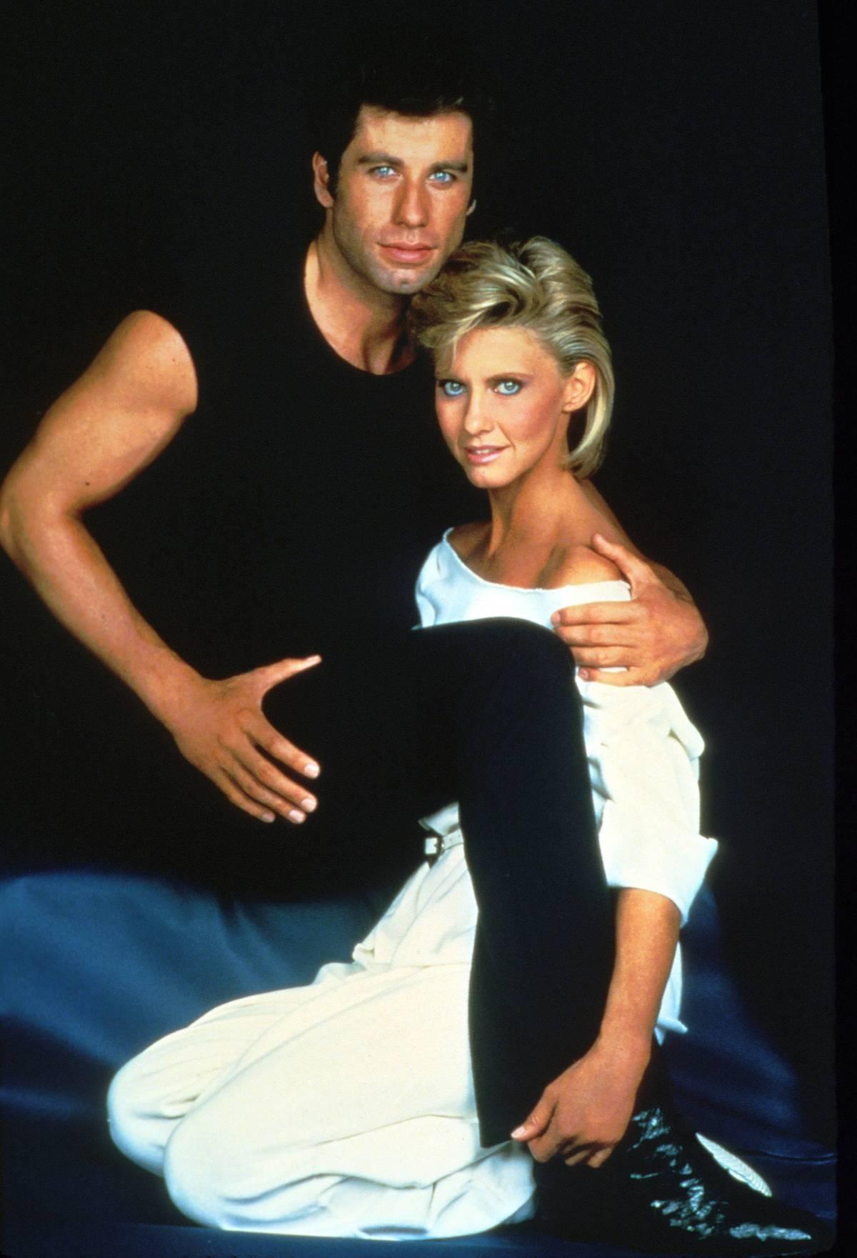 John Travolta Y Olivia Newton John Así Son 40 Años Después