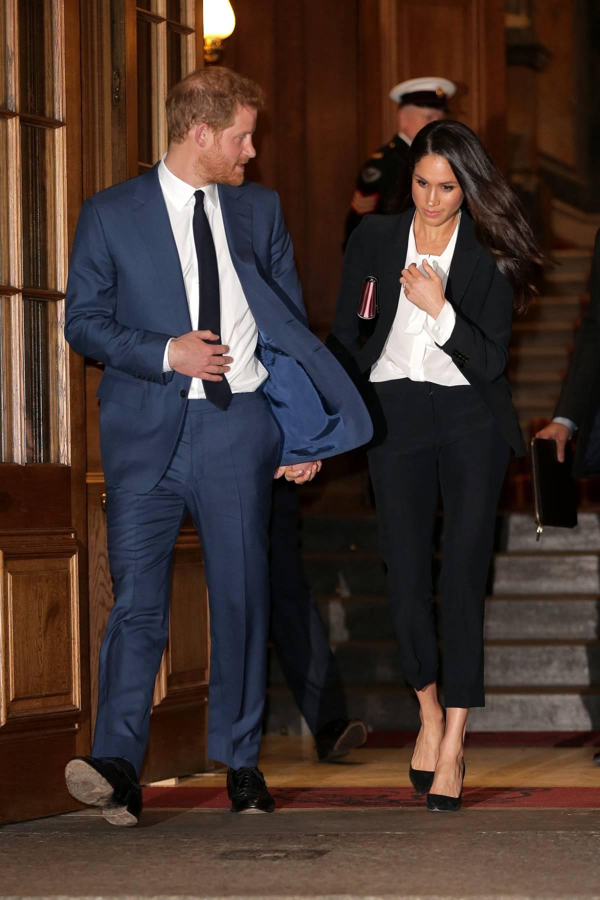 5cf070750 Meghan Markle y Kate Middleton  un mismo diseñador para dos estilos  distintos