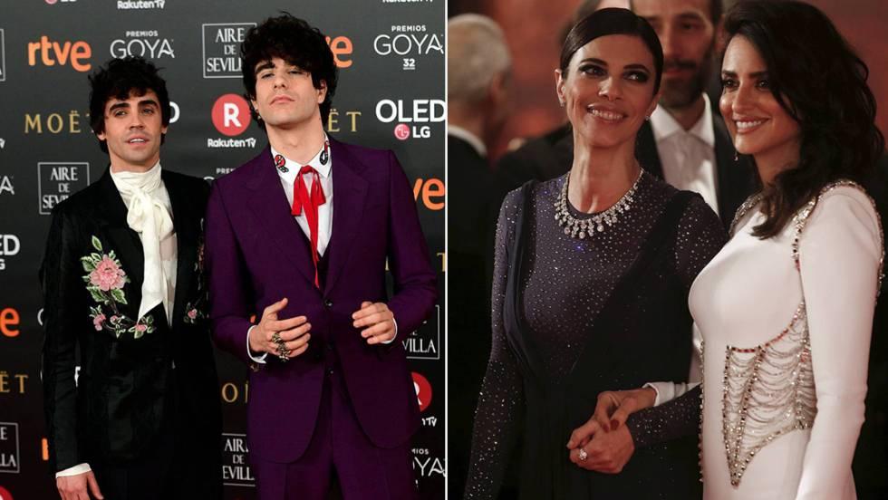659e259ba9d3a Penélope Cruz desmiente con su vestido los rumores de enfrentamiento con  Donatella Versace en una noche tan aburrida como predecible