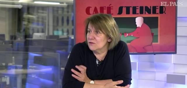 Pilar Bonet en Café Steiner