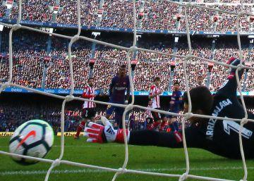 Barcelona - Athletic de Bilbao, las imágenes de La Liga Santander
