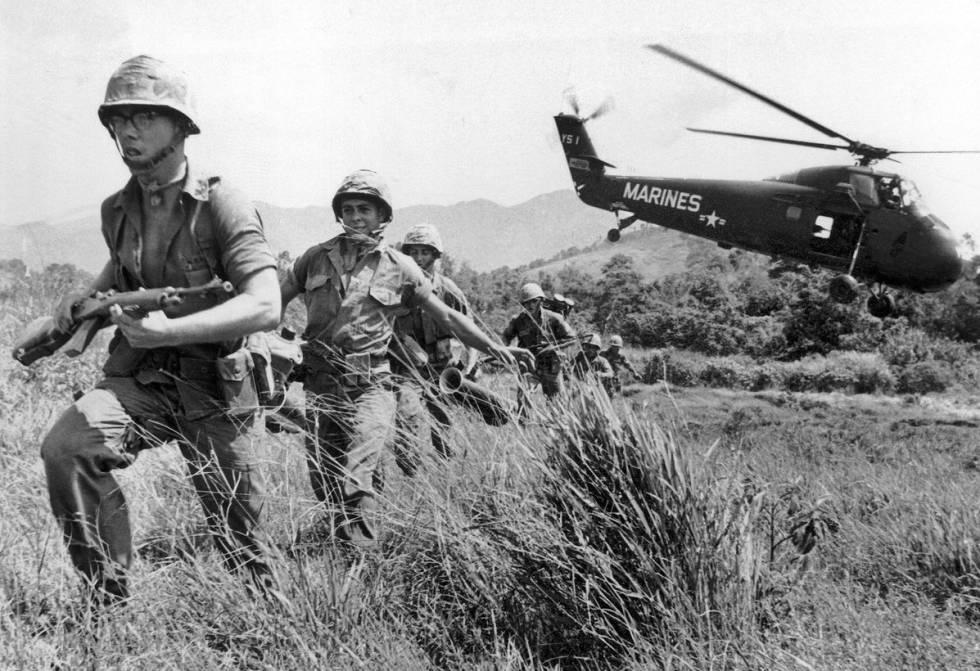 El Eterno Retorno De La Guerra De Vietnam Opinión El País