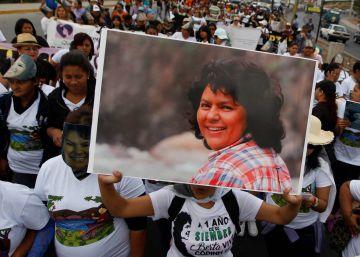 Berta Cáceres, la justicia que no llega