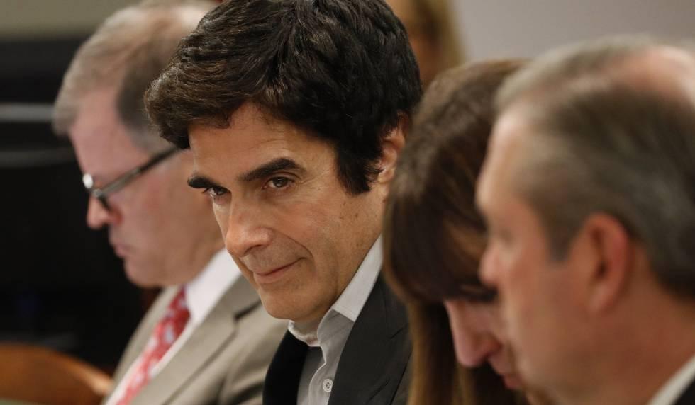 Una Demanda Obliga A David Copperfield A Desvelar Un Truco En El Que