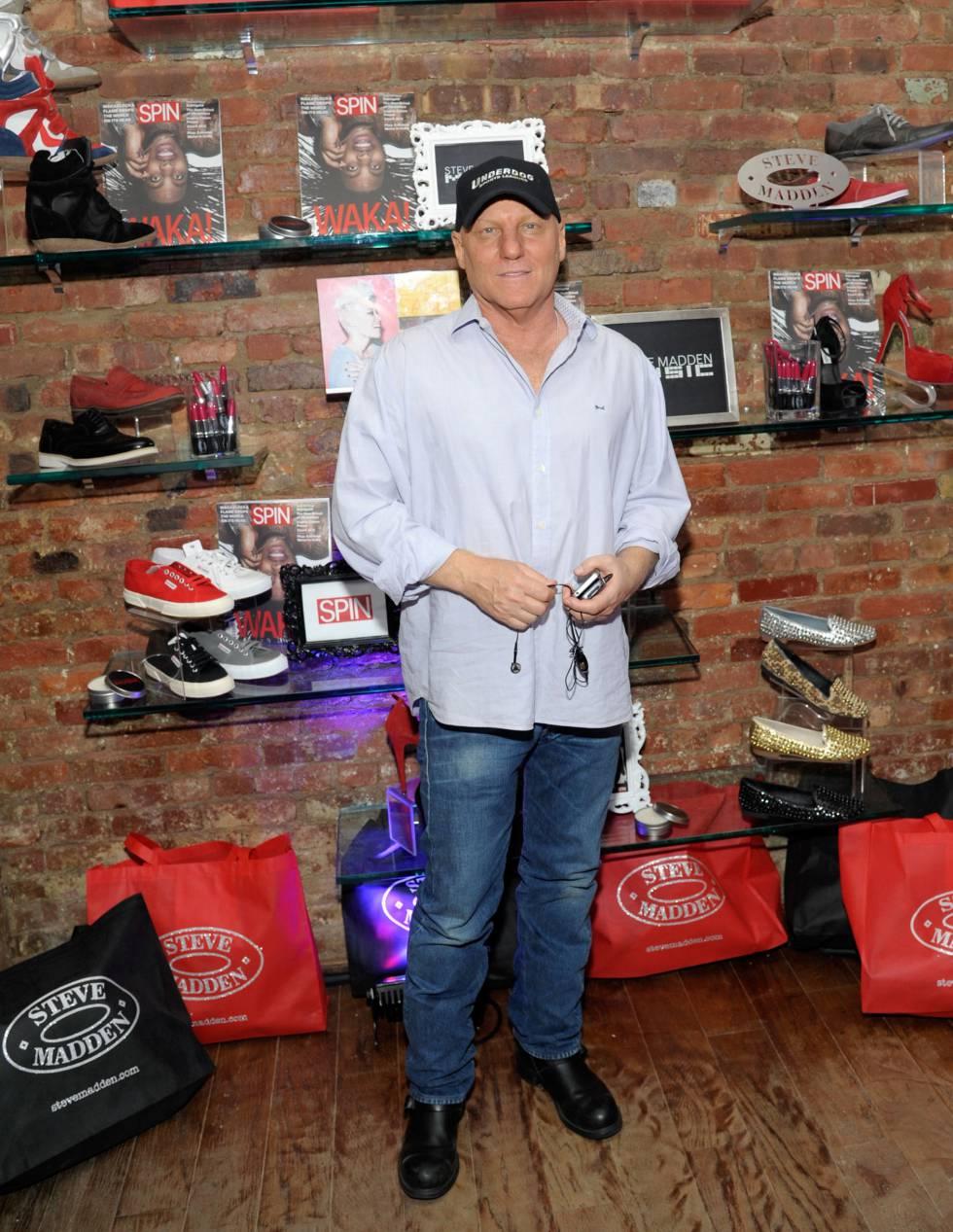trabajo Trascender Extraordinario  Maddman': Steve Madden, de chico de almacén a gigante del calzado | Estilo  | EL PAÍS