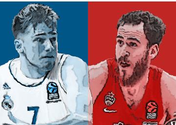 El Chacho vs Doncic, el cara cara de la Final Four
