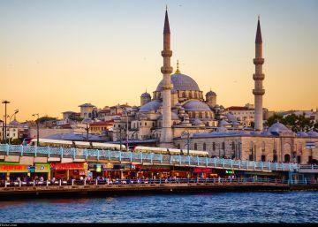 La intensa Estambul