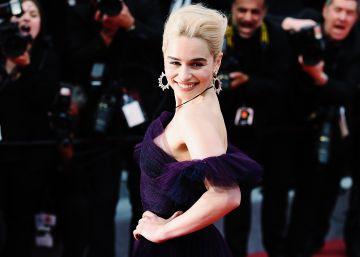 """Emilia Clarke: """"Soy menos lanzada que cualquiera de mis personajes"""""""